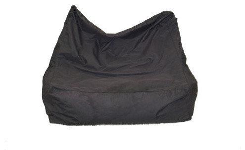Black Single Bean Bag