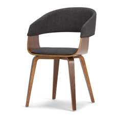 Simpli Home Ltd.   Lowell Bentwood Dining Chair   Dining Chairs