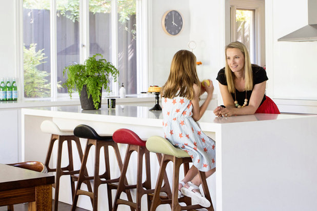 My Houzz Australian Family Builds Its 20 Year House