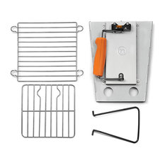 OUTSET - Collapsible Camp Chimney Starter - Grill Tools & Accessories