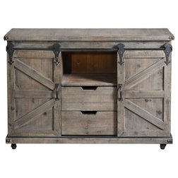 Industrial Buffets And Sideboards by StyleCraft