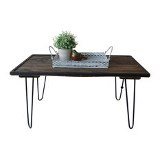 dark stained coffee tables | houzz