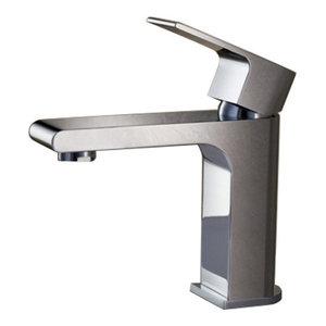 Jubilee Single Handle Lavatory Faucet, Chrome