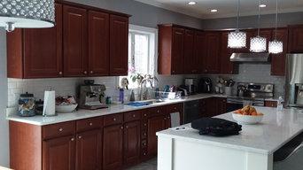 Refinish kitchen in MA