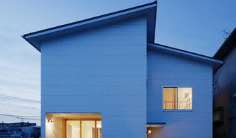「通りぬける家」through house