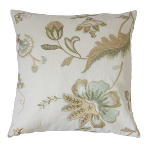 The Pillow Collection Razili Geometric Bedding Sham Lemon King//20 x 36