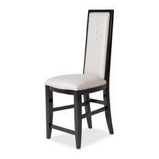 Emma Mason Signature Apache Sky Counter Height Chair In Black Ice AIC00701 (Set