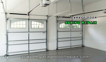 ACWORTH GARAGE DOOR SPRING REPAIR