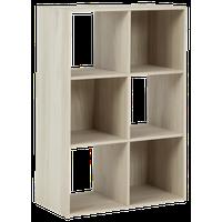 Socalle Natural Six Cube Organizer