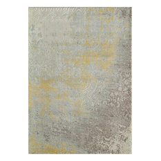 """Luxe Rug, Gold, 2'3""""x7'6"""""""