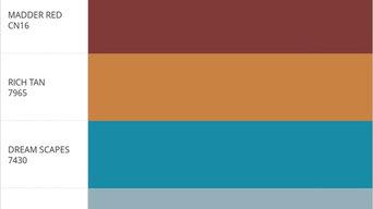 My Asian Paints® Colour Palette