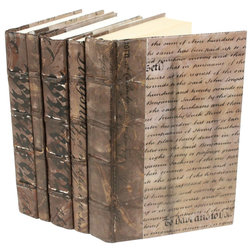 Traditional Books by Leather Books