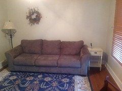 Do Two Accent Chairs Across From Sofa Have To Match