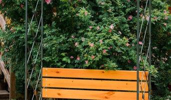 Коллекция садовой и уличной мебели