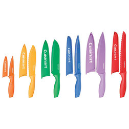 Contemporary Knife Sets by Almo Fulfillment Services