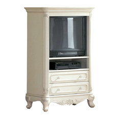 Merveilleux HomeleganceLA, Inc   Homelegance Cinderella 35 Inch Armoire In White    Armoires And Wardrobes