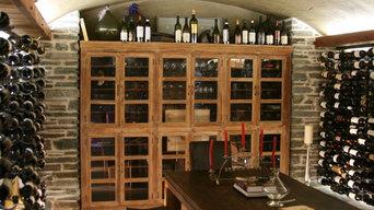 Wine cellars Doors & fixtures