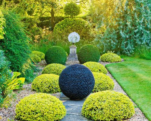 Wonderful Garden Spheres