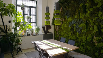 Urban Jungle Office