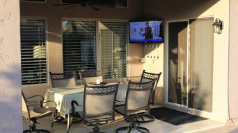 Arizona Outdoor Sound, Video, Lighting, Security - Smart Home Automation