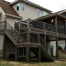 Deck and Porch