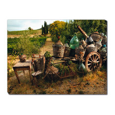 """Old Tuscany"" Outdoor Art"