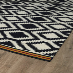 Kaleen Rugs - Kaleen Nomad Collection Rug, 5'x8' - Area Rugs
