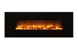 "Modern Flames Slim Fire 40"" Electric Fireplace"