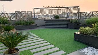Terrace Garden Interior