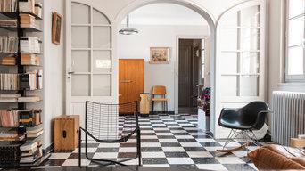 Projet maison complète - Salon
