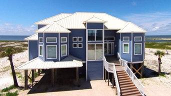 Dauphin Island Metal Roof by Sunnbuilders