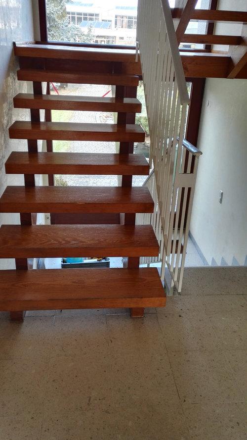 Treppenhaus Renovieren