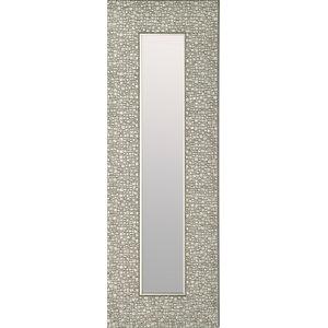 Hobbitholeco Narrow Designer Accent Mirror, Set of 3