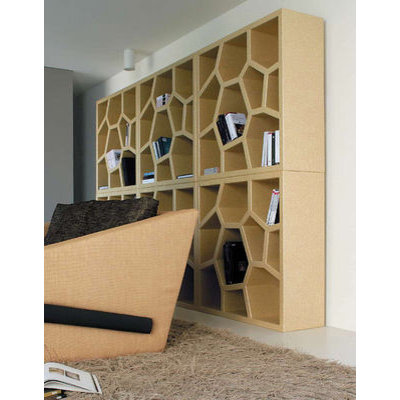 Contemporary Bookcases by Made in Design