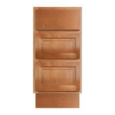 "Richmond Vanity Drawer Base Cabinet, 12""x21""x34.5"""