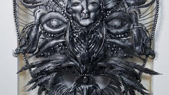 Маска Зимней Королевы