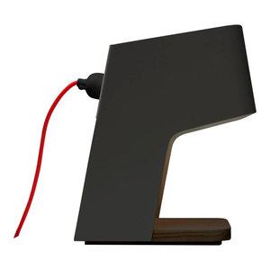 Foldo Desk Lamp, Black