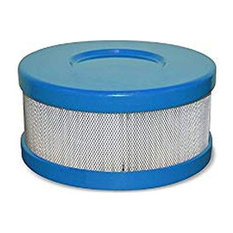 Amaircare HEPA Snap On, ROOMAID Blue Replacement Filter Cartridge, Single