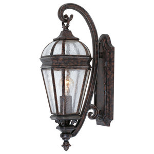 Savoy House Europe Via Fete Outdoor Sconce, Small