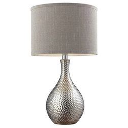 Contemporary Table Lamps by PLFixtures