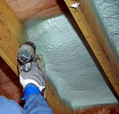 Insulation basics what to know about spray foam by greenedge spray foam insulation solutioingenieria Choice Image