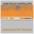 Foto de perfil de Joan Palou Cantallops - Arquitecte Tècnic