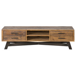 Industrial Entertainment Centers And Tv Stands by Kosas