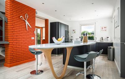 Suivez le Guide : Une villa typée loft où il fait bon vivre à sept