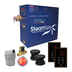 SteamSpa RYT1050OB-A Royal 10.5 KW QuickStart Acu-Steam Bath Generator Packag...