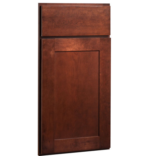 Rockford Door | Cherry Russet Finish | CliqStudios.com Kitchen Cabinets    Kitchen Cabinetry