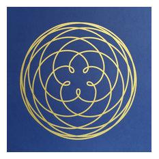 """Path of Venus"" Fine Art Print, Dusk, 30x30 cm"
