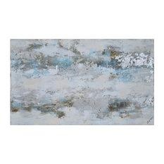 """Winter's Grace"" Painting"