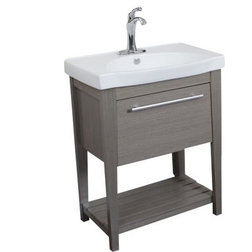 Transitional Bathroom Vanities And Sink Consoles by Bellaterra Home