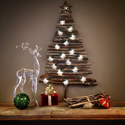 Industrial Christmas Trees Ornaments Home Design Ideas